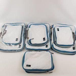 Travel cubes bags cton